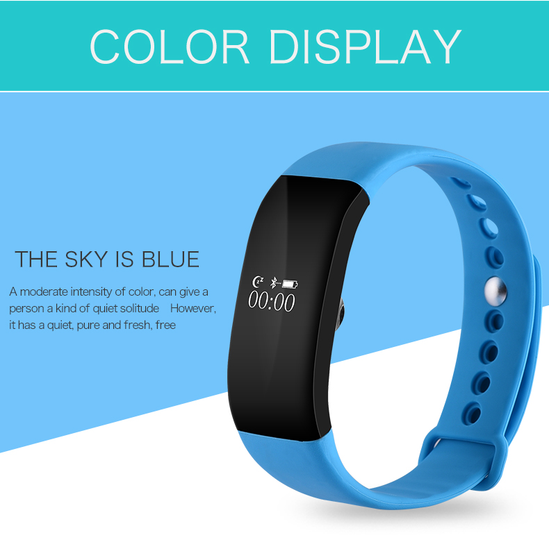 V66 Sport Smart watch smart band Bluetooth 4 0 Intelligent Wristband Bracelets watch for Android ios