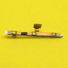 WP-240 para Botón de Volumen Power Flex Cable para Xiaomi Mi4 Xiaomi Mi4 M4 Power On Off Volumen Arriba Abajo piezas de Repuesto Conector