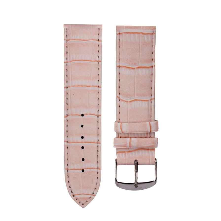 16 мм Высокое качество женские роскошные waatches бренд с кожаным мягким свитером кожаный ремешок стальной пряжкой наручные часы женские 50 P