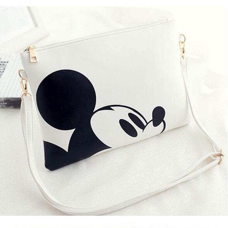 bolsa feminina bolsa feminina bolsa Modelo Número : Messenger Bag Minnie Mickey Bag