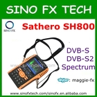 2017 original Sathero SH-800HD DVB-S2 Digital Satellite Finder Meter HD Output with Spectrum Analyzer Sathero SH 800HD