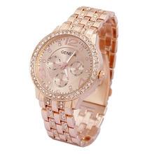 Fashion Gold Watch For Women