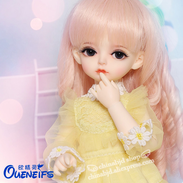 OUENEIFS free shipping Rita 1/6 bjd sd doll  model reborn baby girls boys doll eyes High Quality toys shop makeup resin uncle 1 3 1 4 1 6 doll accessories for bjd sd bjd eyelashes for doll 1 pair tx 03
