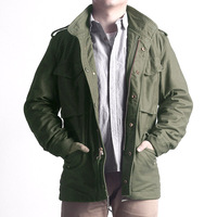 Read Description! Asian size reissue hand made classic M65 US Army jacket