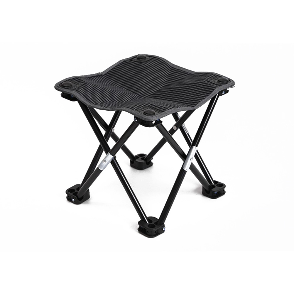 Mini Portable Folding Stool Outdoor Foldable Chair Quick