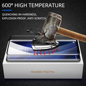 Image 2 - Ihaitun Cao Cấp 6D Kính Cường Lực Cho Huawei P40 Pro PE Lite Mate 30 P30 Pro P20 Giao Phối 20 Kính Cường Lực Bảo Vệ Màn Hình Trong Cho Huawei Mate20 P 30 bao Bọc Toàn Bộ Phim