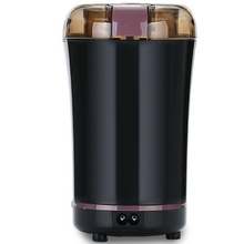 (Eu เครื่องบดไฟฟ้าผงกาแฟ แบบพกพา Mini