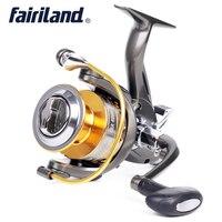 10BB Front and Back Drag Spinning Reel FRA3000 6000 Mirror Paint Fishing Spinning Reel Carp Spinning Reel with Backup Spool