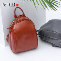 AETOO Original Leather Leather Ladies Shoulder Bag Japan And South Korea Fashion City Simple Trend College