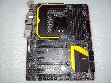 100% первоначально материнская плата для MSI Z87 MPOWER Z87 LGA 1150 DDR3 32 ГБ для i3 i5 i7 Desktop motherborad Бесплатная доставка