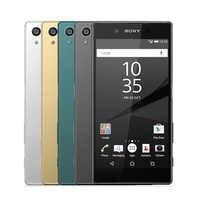 """Nouveau téléphone portable Sony Xperia Z5 E6653 4G LTE 5.2 """"3 GB RAM 32GB ROM Octa Core 23MP caméra 2900mAh téléphone intelligent Android"""