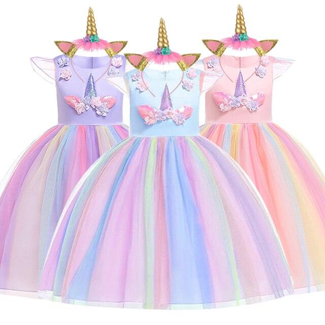 466 30 De Descuentoaliexpresscom Comprar 2018 Bebé Niña Ropa De Verano Vestido De Princesa Para Niños Vestidos Para Niñas Ropa De Los Niños