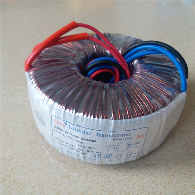 все цены на 24V-0-24V 6.25A Toroidal transformer 300VA 220V copper custom transformer transformer for amplifier онлайн