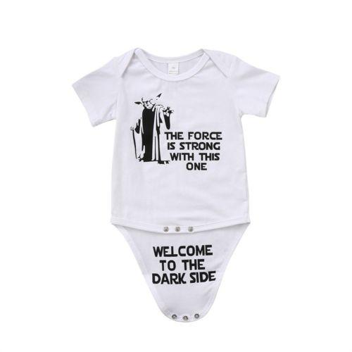 Хлопковый комбинезон для новорожденных мальчиков и девочек, Забавный комбинезон, детская одежда, одежда для малышей