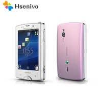 ST15 Original unlocked Sony Ericsson Xperia Mini Mobile Phone ST15i 3G WIFI GPS 3MP Camera Android 4.1 Cell Phone Free shippin