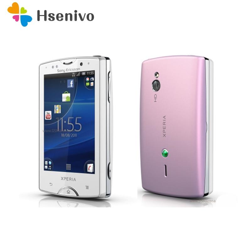 ST15 Original unlocked Sony Ericsson Xperia Mini Mobile Phon