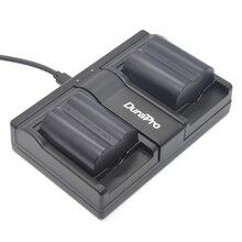 2pc CGA S006 DMW BMA7 CGA S006E S006 BMA7 Lithium Battery USB Dual Charger For Panasonic