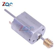 12V хобби мотор Тип 030 микро двигатель постоянного тока игрушка моторный модуль