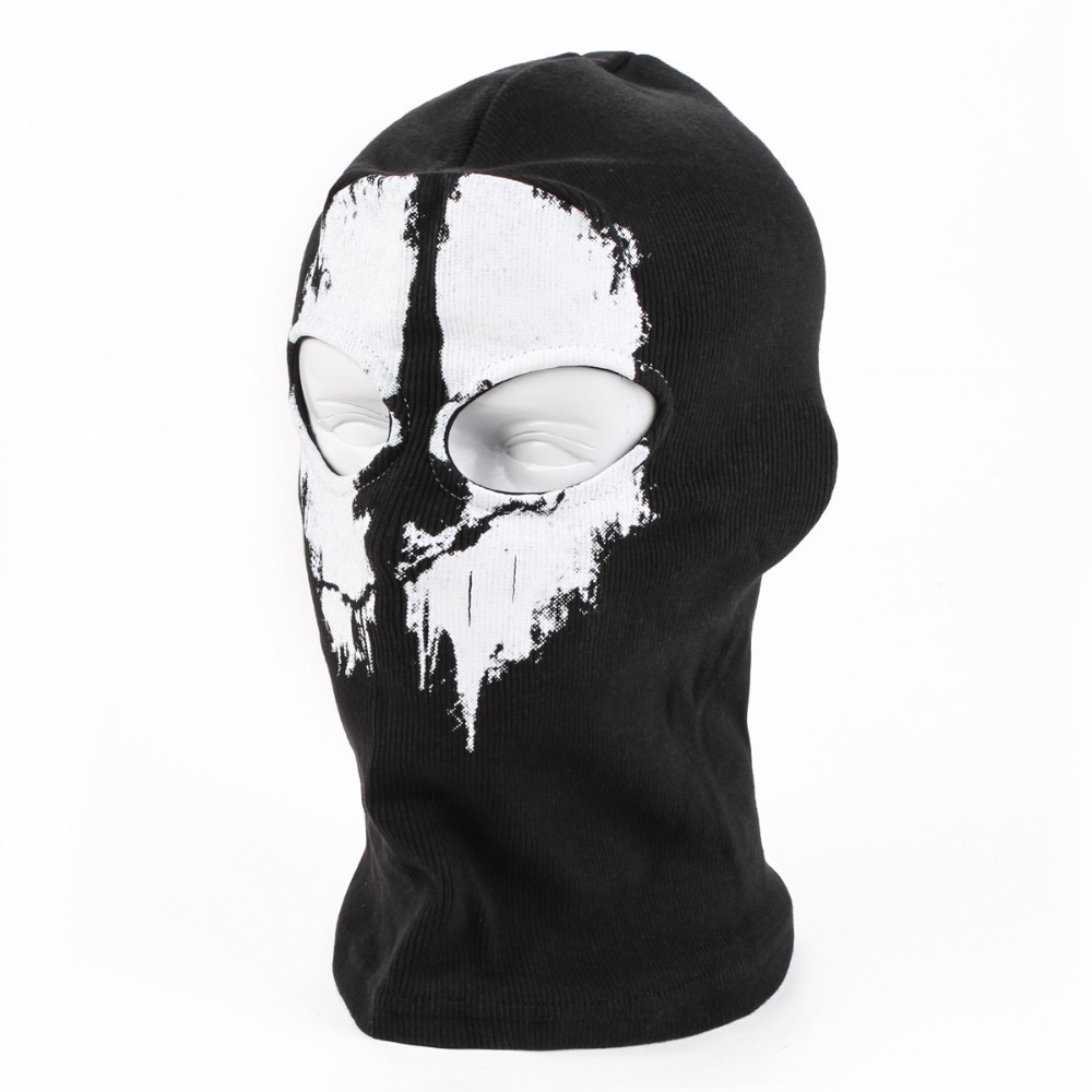 Aliexpress.com : Buy Realistic Ghost Mask COD Costume Balaclava ...