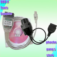 2015 INPA K can K+Dcan com USB OBD2 Interface INPA EDIABAS obd2 interface for BMW with 20PIN Cable