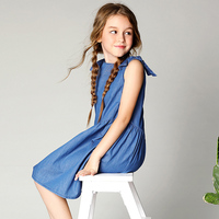 2018 new cotton vest sleeveless dress
