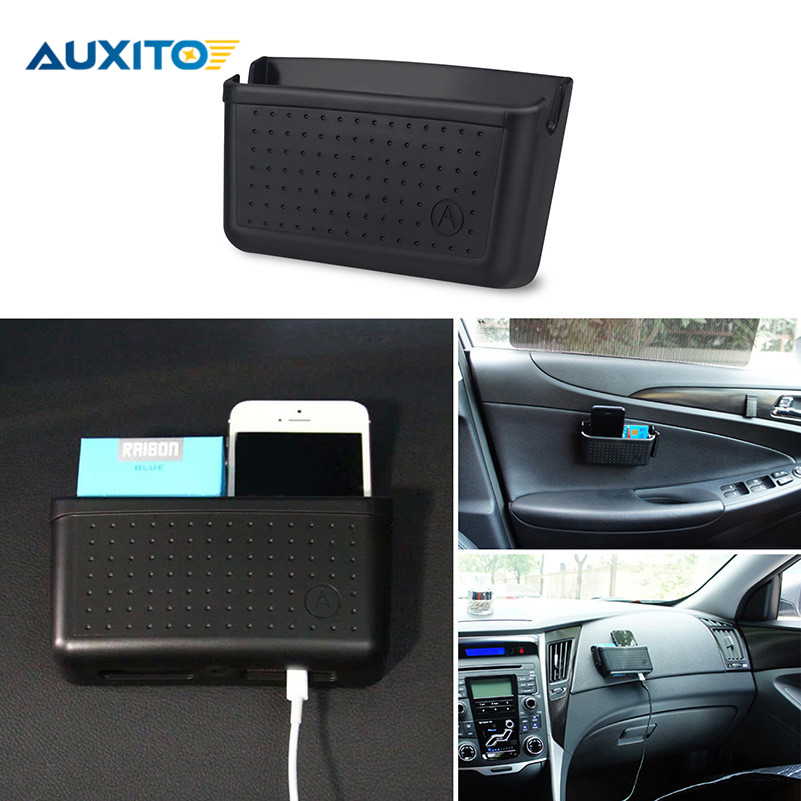 Car Phone Earphone Holder Storage Case For VW Volkswagen Polo Golf 4 5 7 6 3 Beetle Passat B5 B6 B7 T5 Touran Bora T4 Tiguan car usb sd aux adapter digital music changer mp3 converter for volkswagen beetle 2009 2011 fits select oem radios