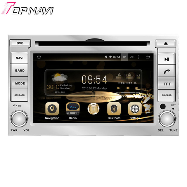 6.2'' Quad Core Android 5.1 Car Radio For HYUNDAI I20 2008- With Multimedia Video Radio Stereo Wifi BT16GB Flash Brand New