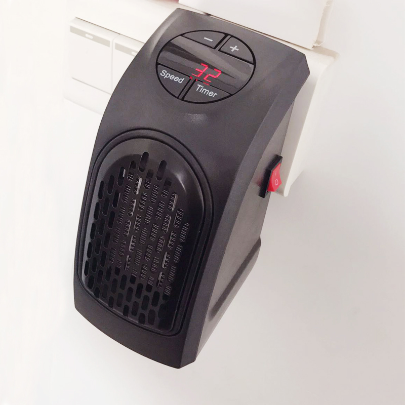 Buy Electric Heater Ceramic Handy Heater Warm Wall-Outlet Heating ...