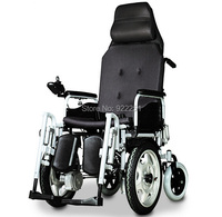 BZ 6303 High Quality Folded And Safety Folding Electrical Wheelchair For Disabled And Elderly People NEW