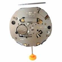 JS15 Cronómetro Fecha Movimiento de Cuarzo Miyota Japón Hecho Nuevo