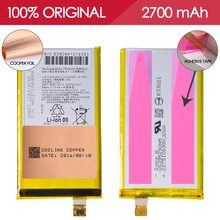 Allparts 100 Tested LIS1594ERPC 2700mAh Li ion Mobile Phone Battery For SONY Xperia Z5 Compact Battery