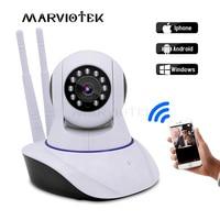 720P HD Baby Monitor WiFi Wireless IP Camera WiFi Mini Network Home Security Audio Video Surveillance CCTV Camera Night Vision