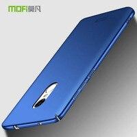 For Xiaomi Redmi Note 4x Pro Case Original Mofi Ultra Thin Smooth Back Cover For Xiaomi
