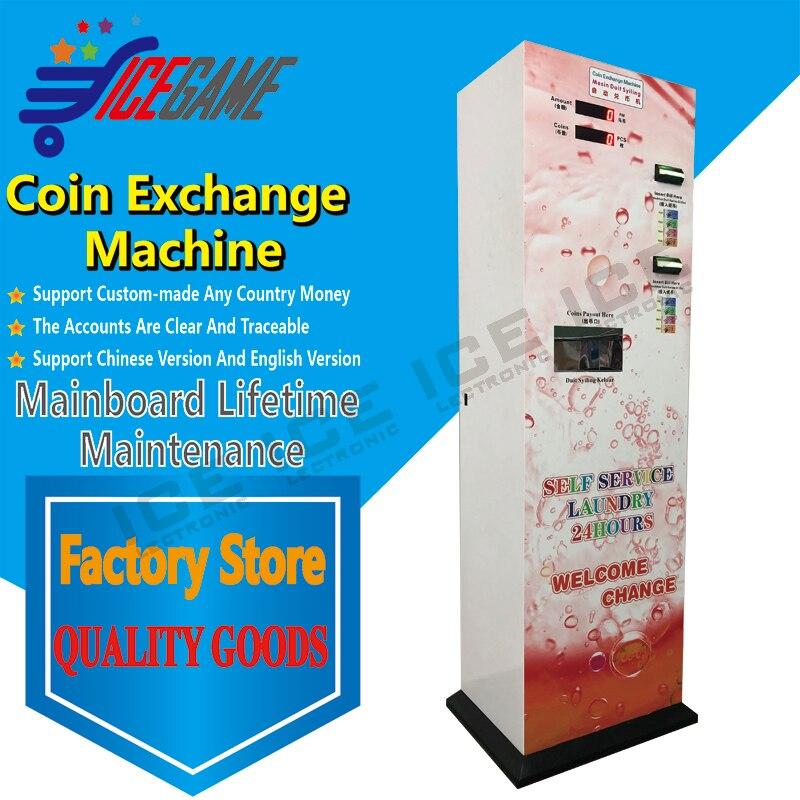 Machine Xchange Coin description