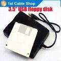 """3.5 """" USB 2.0 externo unidade de disquete para PC laptop preto"""