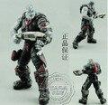 Neca подлинной механизмы войны 3 орк модель с руки подвижный кукла 7 дюймов высокая 18 см