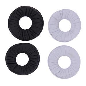 Image 4 - Aloyseed 2 adet 70mm yumuşak köpük deri yedek kulak pedleri yastık Sony MDR ZX100 ZX300 V150 V300 kulaklık kulaklık yastıkları