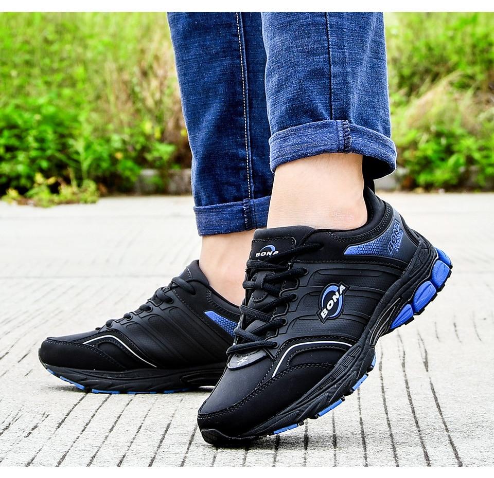 HTB1HlnyKeuSBuNjy1Xcq6AYjFXaq BONA Men Casual Shoes Microfiber Man Flats Lace Up Breathable Men Fashion Classic Outdoor Shoes Zapatos De Hombre Free Shipping
