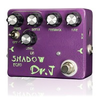 Dr J Shadow Echo Delay Electric Guitar Effect Pedal Hand Made Analog True Bypass D 54