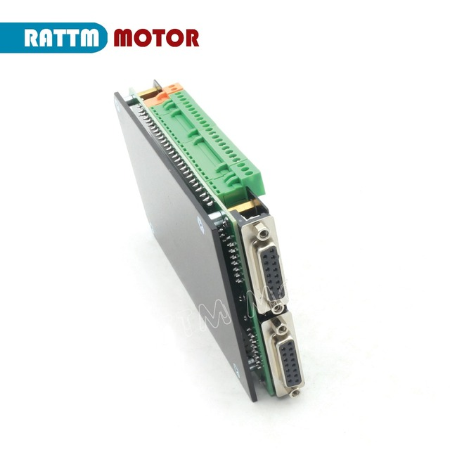 6 Axis 200KHZ NVCM MACH3 USB Motion Control Card CNC Controller for CNC Router Stepper Motor Servo motor from RATTM MOTOR