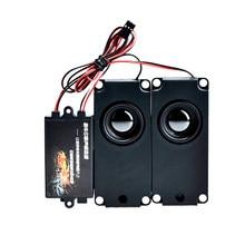 RC سيارة كول خنق ربط مجموعات المحرك الصوت محاكاة مع 2 مكبرات الصوت ل RC الرياضة نموذج سيارة جزء