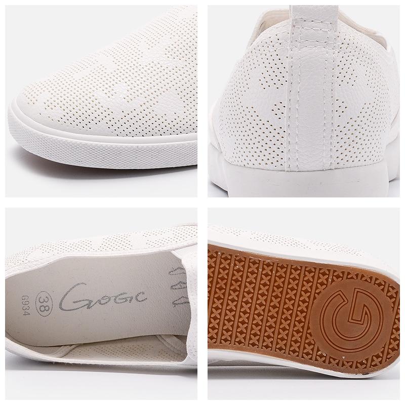 GOGC 2018 Gaya Baru Wanita Sepatu dengan Lubang sepatu Bernapas - Sepatu Wanita - Foto 5
