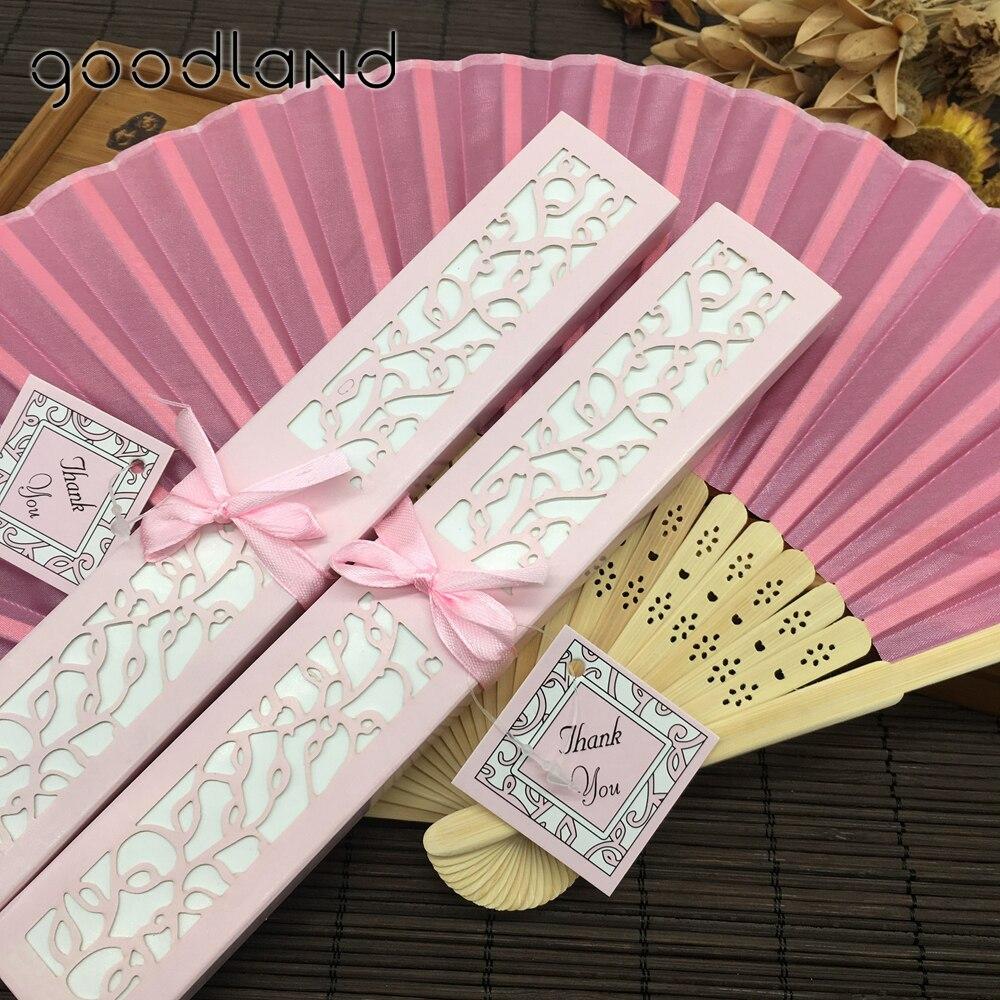 Wholesale DHL Free Shipping 100pcs Personalized Spun Silk wedding ...