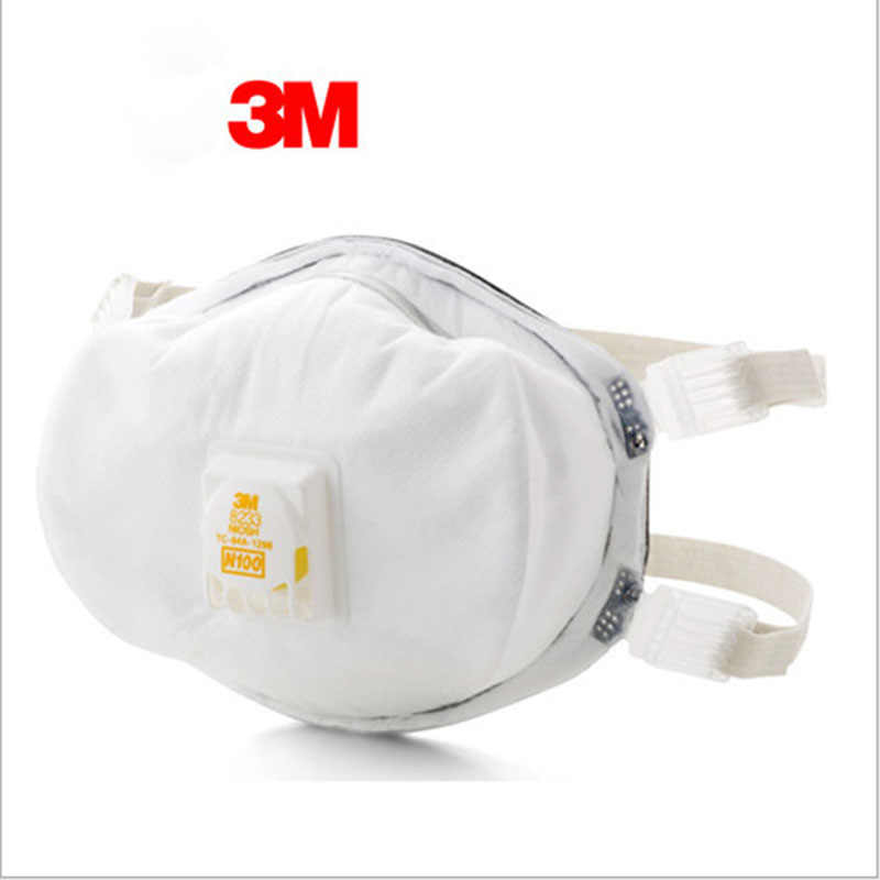 Masks Dust Respiratory Matter Mask 3m N100 8233 The Particulate