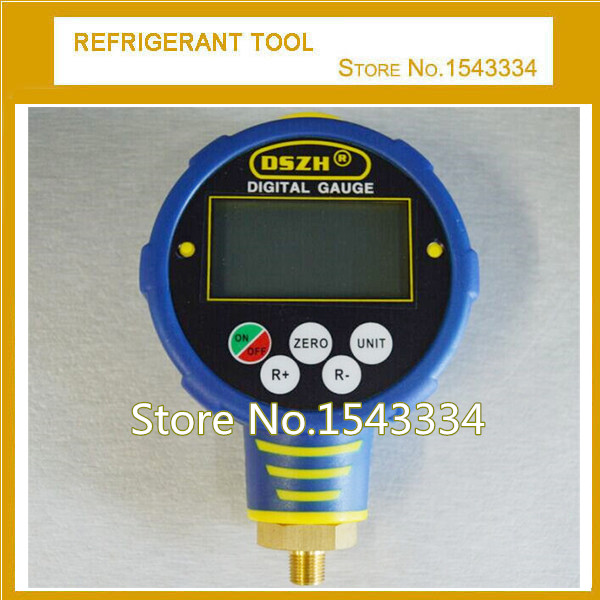 Low side Digital refrigerant gauge can be used on WK 6881L WK 6882 WK 6884