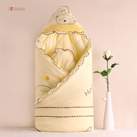 2017 Baby Sleeping Bags Winter Cotton Carters Envelope For Newborns Baby Stripe Girl Boy On The