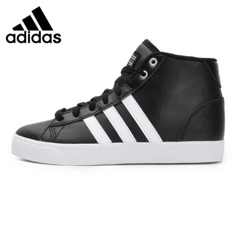new products 6bfc2 3a2a3 Original New Arrival 2018 Adidas NEO Label CF DAILY QT MID Women s  Skateboarding Shoes Sneakers