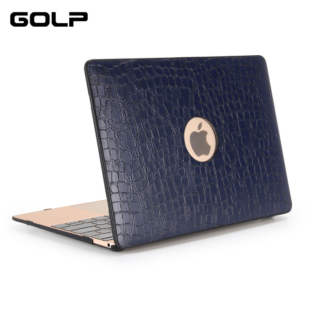 online retailer d2cf9 a99c2 US $16.28 43% OFF|PU Leather Cover Laptop Case for MacBook air 13 inch  A1466/Air 11 A1465/pro 13.3 15 A1278 /retina 15 13 A1502-in Laptop Bags &  Cases ...