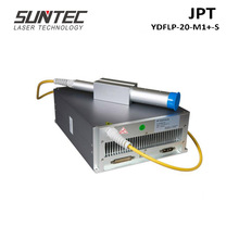SUNTEC Fiber Laser Source 20W JPT MOPA Generator Mopa for Marking Machine YDFLP-20-M1+-S
