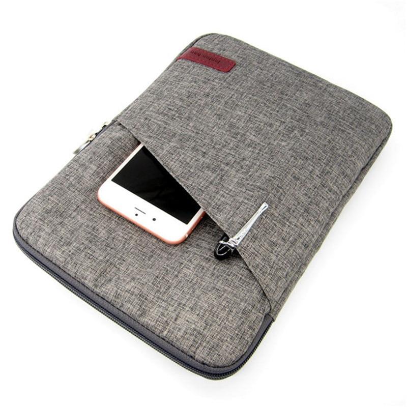 Yeni iPad Pro 10.5 üçün yumşaq şoka davamlı Tablet qollu çanta - Planşet aksesuarları - Fotoqrafiya 5